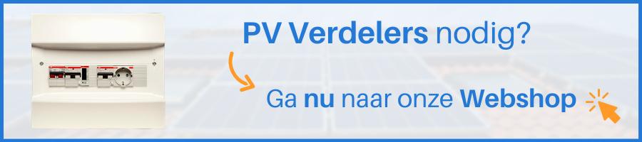 PV verdeler bestellen