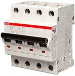ABB Installatieautomaat B16 4 Polig