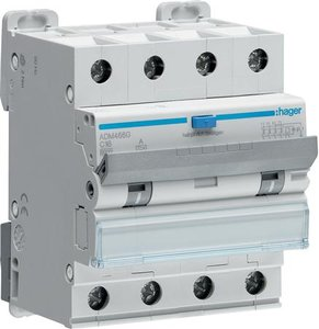 Hager HACO (AardlekAutomaat) ADM466G C16