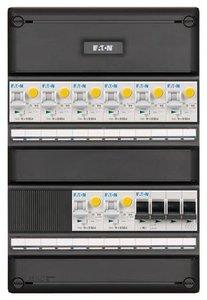 Groepenkast Eaton 3 Fase 8 AardlekAutomaten