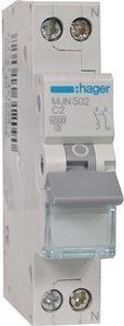Hager Installatie Automaat C2 MJN502