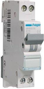 Hager Installatie Automaat B16 MHN516