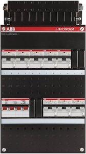Groepenkast ABB HAF 3 Fase 8 Groepen AardlekAutomaten