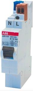ABB 0025-062 InstallatieAutomaat C16 2 Polig