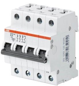 ABB Installatieautomaat C25 4 Polig