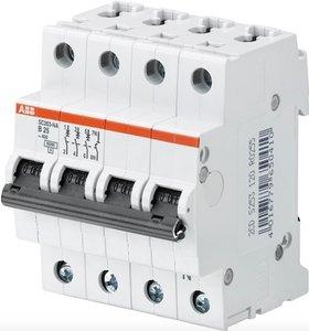 4 Polige ABB Installatieautomaat C32