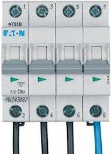 Eaton Holec Installatie automaat C16 - 4 Polig