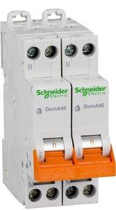 Schneider Fornuisgroep B16 / 2P+2N