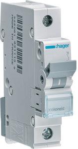 Hager InstallatieAutomaat 1-polig C2 MCN102