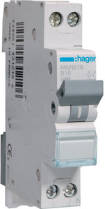 Hager MKN516 InstallatieAutomaat B16