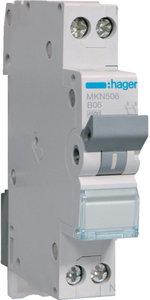Hager MKN506 InstallatieAutomaat B6