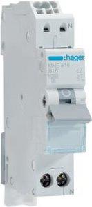 Hager MHS516 InstallatieAutomaat B16 4,5ka