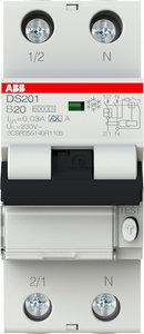 2CSR255180R1205 ABB Aardlek Automaat 2-polig 20A