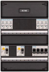 Eaton GroepenKast 3 fase 6 groepen I-62V3400-HS-64