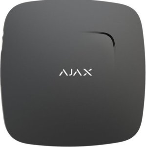 AJ-FIRE/Z Ajax FireProtect Zwart - Draadloze Rookmelder